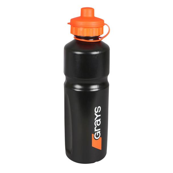 GRAYS hockey water bottle [black/orange]