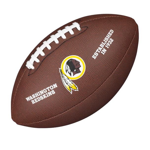 WILSON washington redskins NFL official senior composite american football
