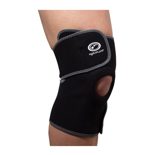 OPTIMUM Neoprene open knee support [one size]