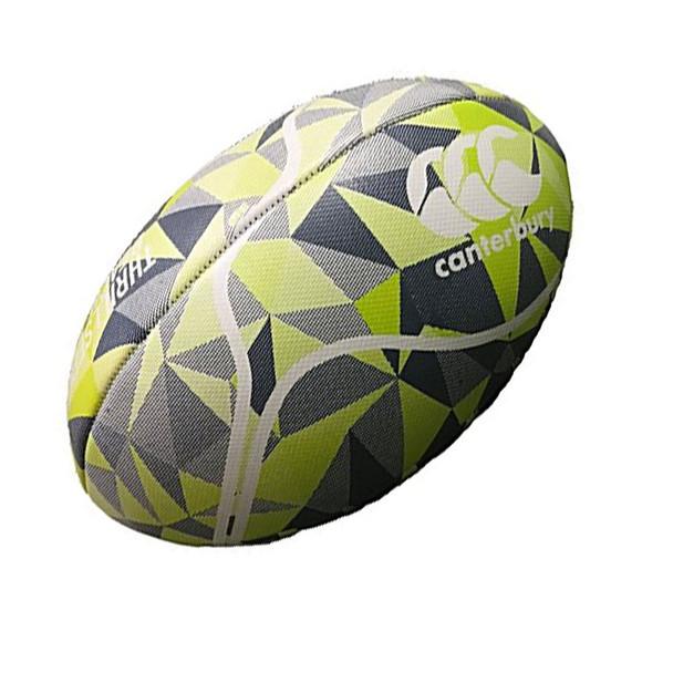 Canterbury Thrillseeker rugby Beach Ball size 4 - [sulphur spring]