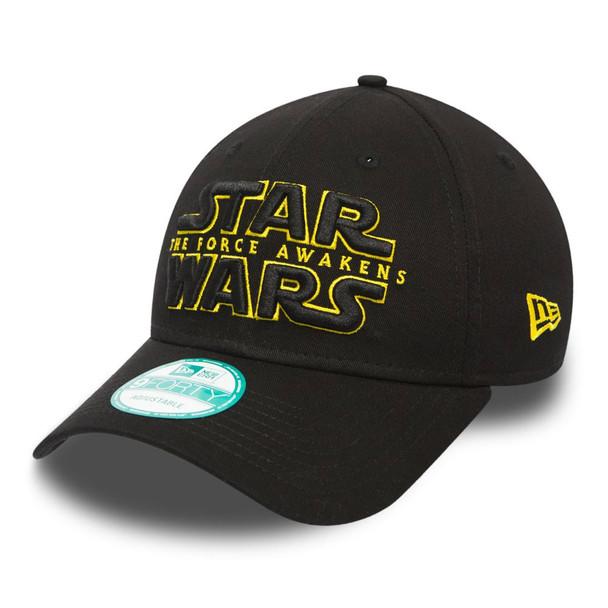 NEW ERA star wars (the force awakens) 9forty cap  black  936485ea316