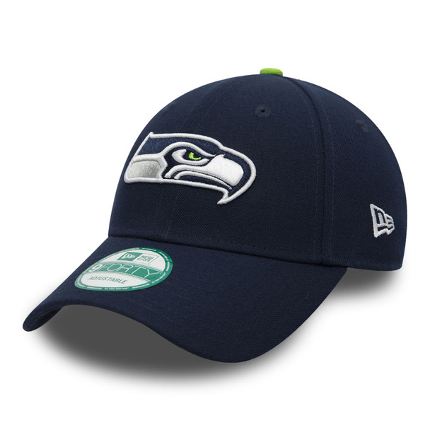 47b139af801 New Era USA. NEW ERA seattle seahawks 9forty adjustable american football  league cap  navy