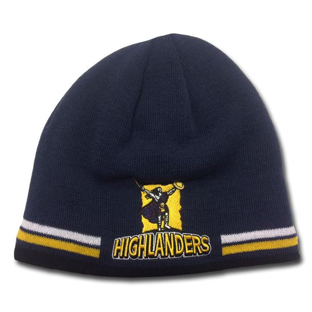 BRANDCO highlanders rugby beanie hat [navy]
