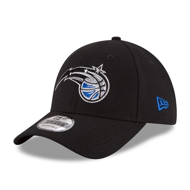 NEW ERA orlando magic 9forty adjustable NBA basketball league cap [black]