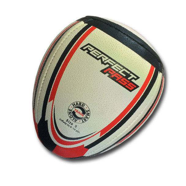 PERFECT PASS rebound half rugby ball trainer ball