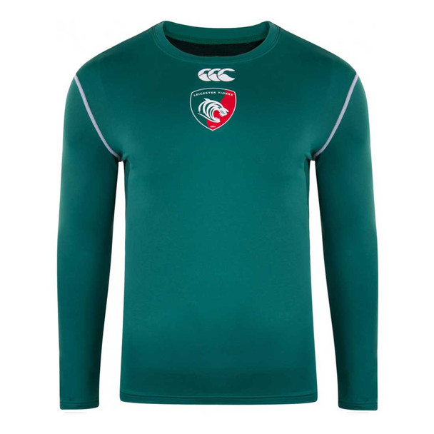 CCC leicester tigers cold long sleeve baselayer junior