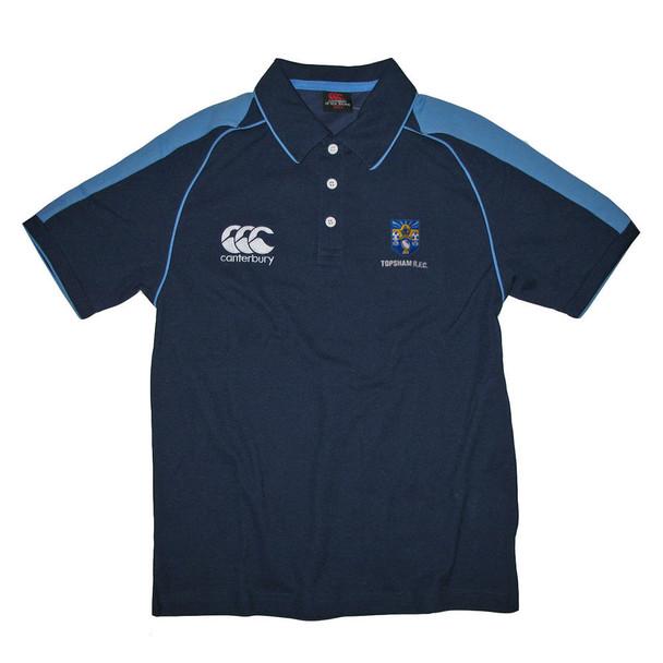 CCC auckland polo shirt TOPSHAM