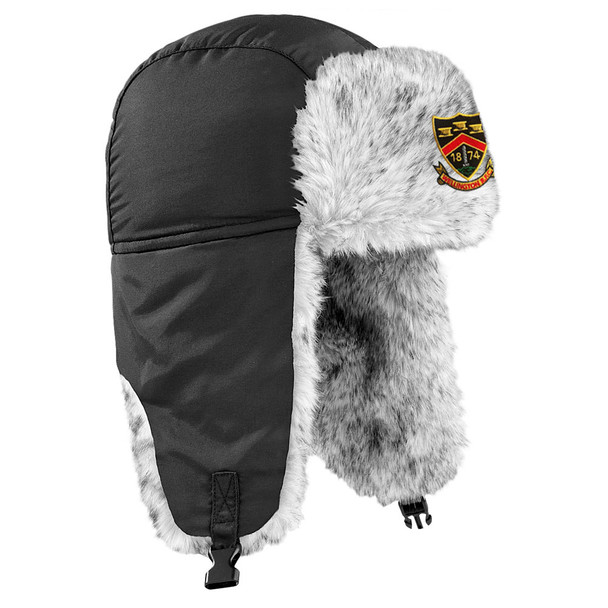 EGGCATCHER wellington rugby sherpa hat