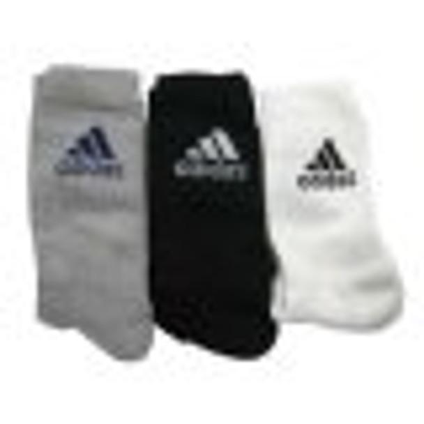 ADIDAS AdiCrew Socks (3 Pack)