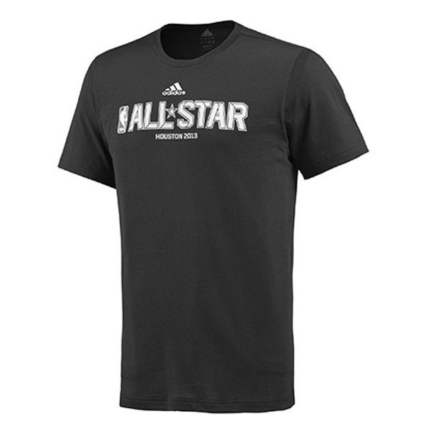 507a9984b ADIDAS NBA all-star basketball men s t-shirt  black