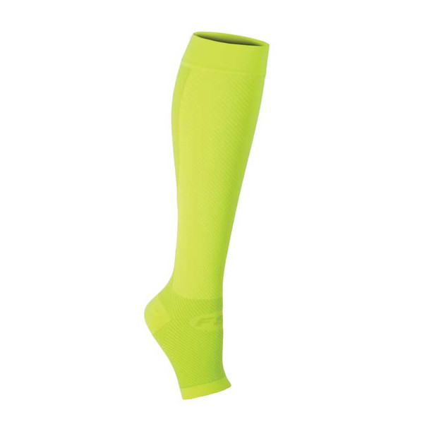 OS1st calf / foot combo compression sleeves [yellow]