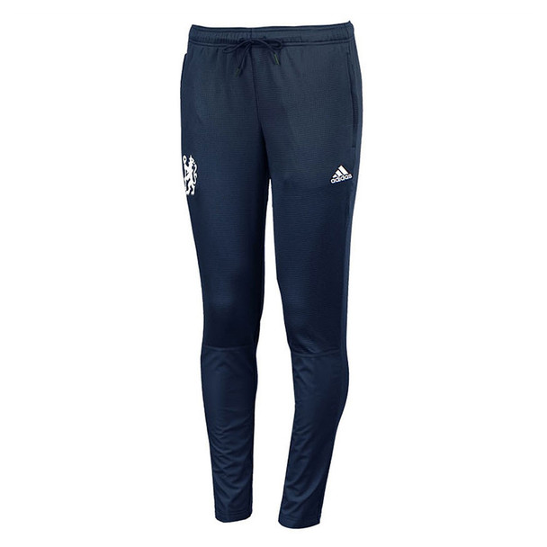 ADIDAS chelsea football slim fit training sweat pants [navy]