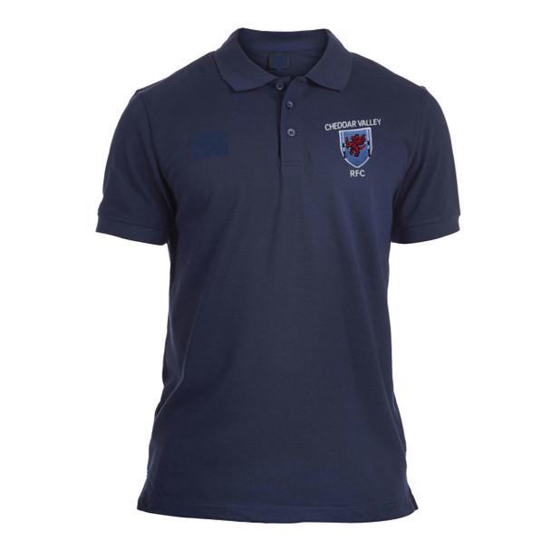 2016 polo senior shirt  [navy] CHEDDAR, senior
