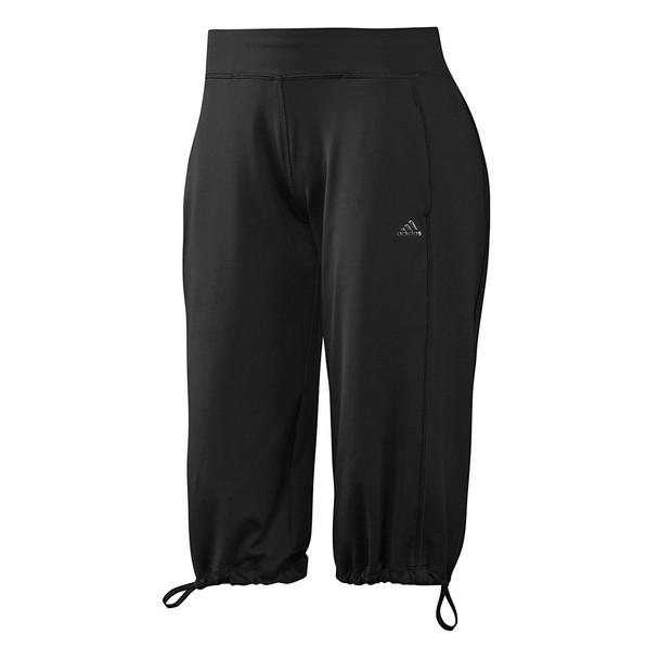 ADIDAS essentials ladies multi function capri pants [black]