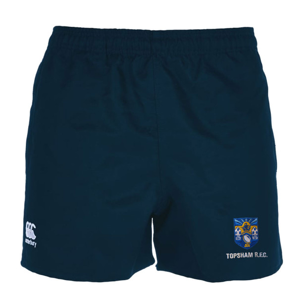 CCC professional polyester rugby short junior TOPSHAM