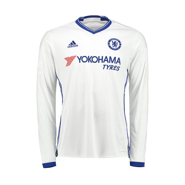 Adidas Chelsea Football Club 16/17 LS T shirt [white]
