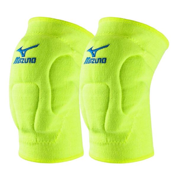 MIZUNO vs-1 volleyball knee pads [yellow/blue]