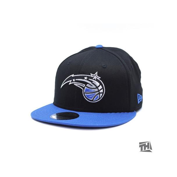 NEW ERA nba team 9fifty orlando magic cap [black]