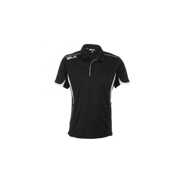 BLK tek v polo rugby [black]