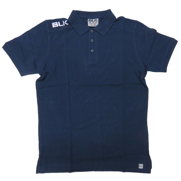BLK rugby classic polo [navy]