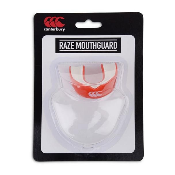 CCC raze mouthguard [red]
