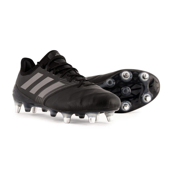 2acbbb1df06 ADIDAS core kakari light sg rugby boots  black
