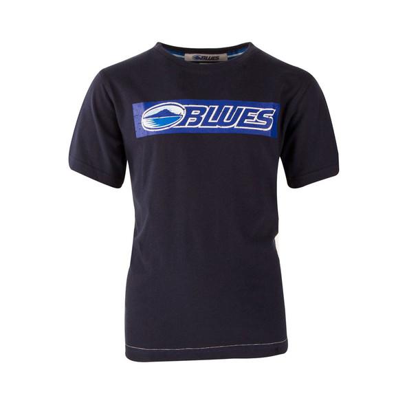 BrandCo kids blues super rugby tee shirt [navy]