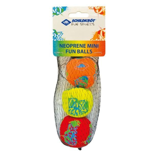 SCHILDKROT neoprene mini fun balls