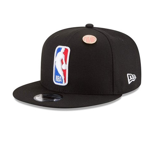 NEW ERA NBA team 9fifty adjustable NBA basketball snapback cap [black]