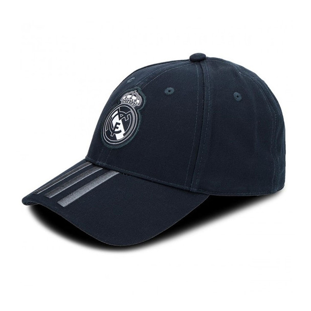 ADIDAS Real Madrid 3 Stripe cap [black]