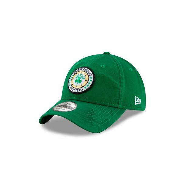 NEW ERA Boston Celtics NBA 2018 adjustable 9Twenty  [green]
