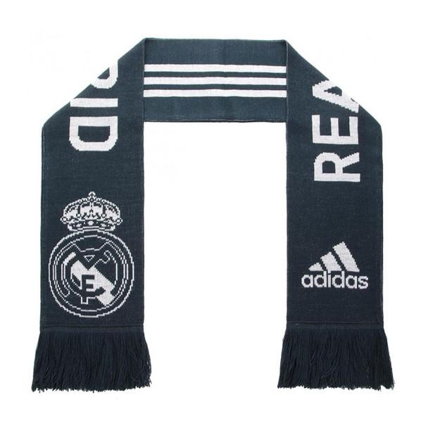 ADIDAS Real Madrid scarf [dark grey]