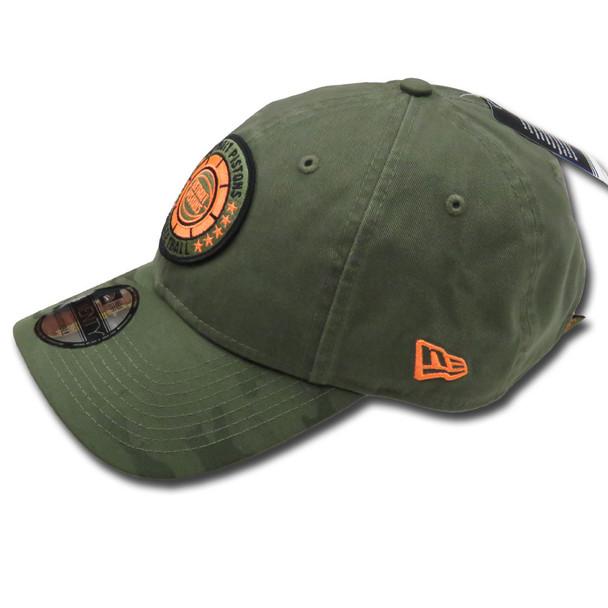 NEW ERA detroit pistons 9twenty adjustable NBA basketball Tip Off Series cap [camo green]