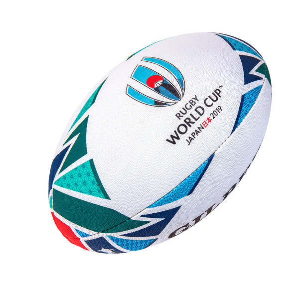 GILBERT Rugby World Cup 2019 Japan Replica Rugby Ball size Mini [blue]