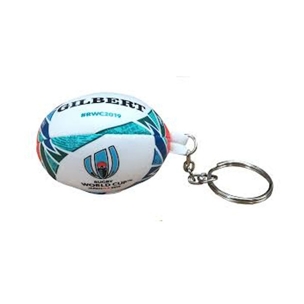 GILBERT Rugby World Cup Japan 2019 keyring