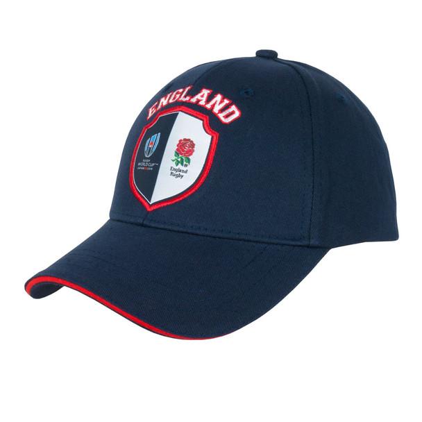 RWC 2019 england rugby (RFU) baseball cap [navy]