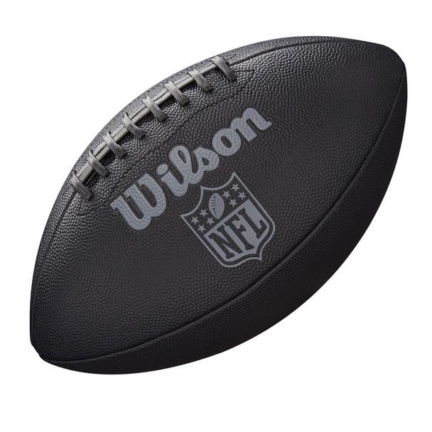 WILSON jet black NFL Junior american football [black]