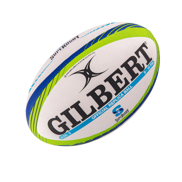 GILBERT Super Rugby replica rugby ball size 5