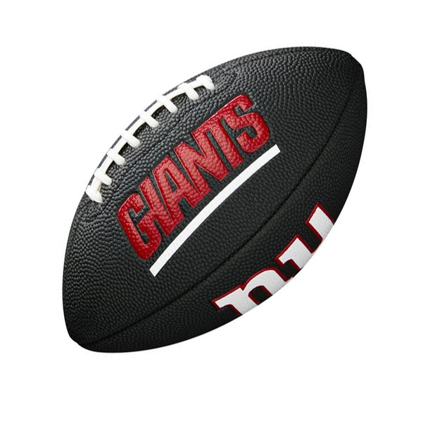 WILSON New York Giants NFL mini american football [black]