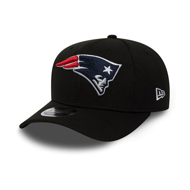 NEW ERA New England patriots Stretch Snap 9fifty  [black]