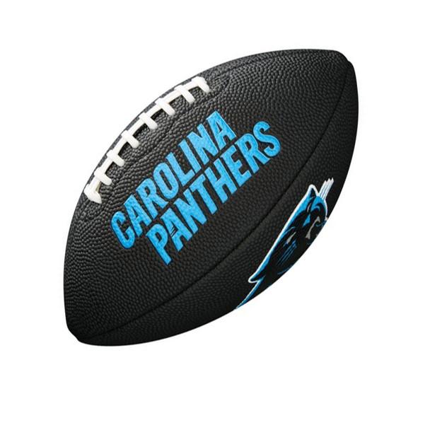 WILSON Carolina Panthers NFL mini american football [black/blue]