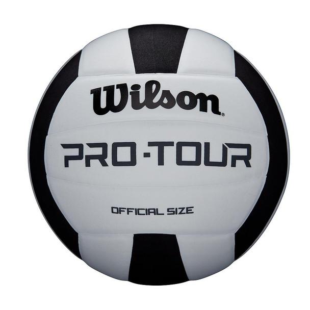 WILSON PRO Tour Volleyball [black/white]