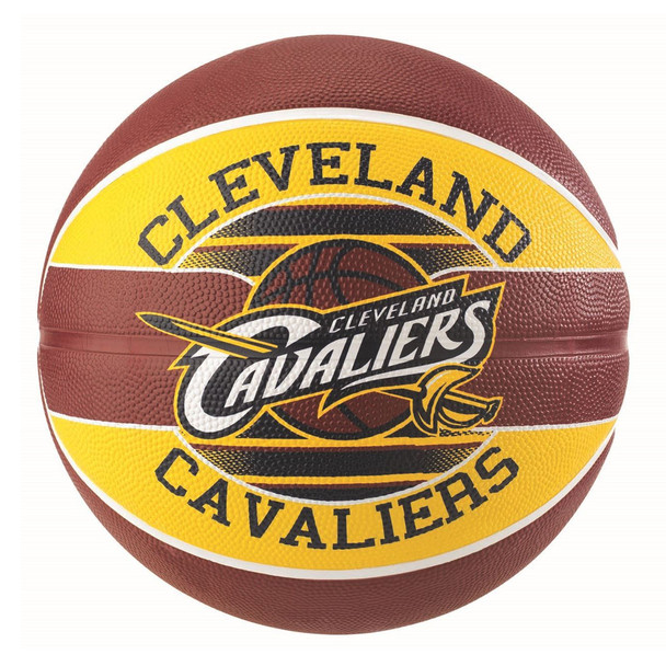 SPALDING cleveland cavaliers basketball - Size 5