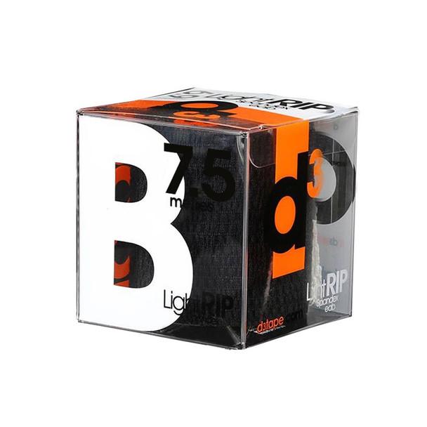 D3 light RIP EAB spandex bandage (single) 50mm x 7.5m [black]
