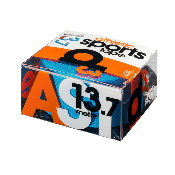 D3 AST Athletic Strapping Tape 38mm x 13.7M [blue]
