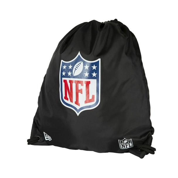NEW ERA Gym sac NFL Logo [black]