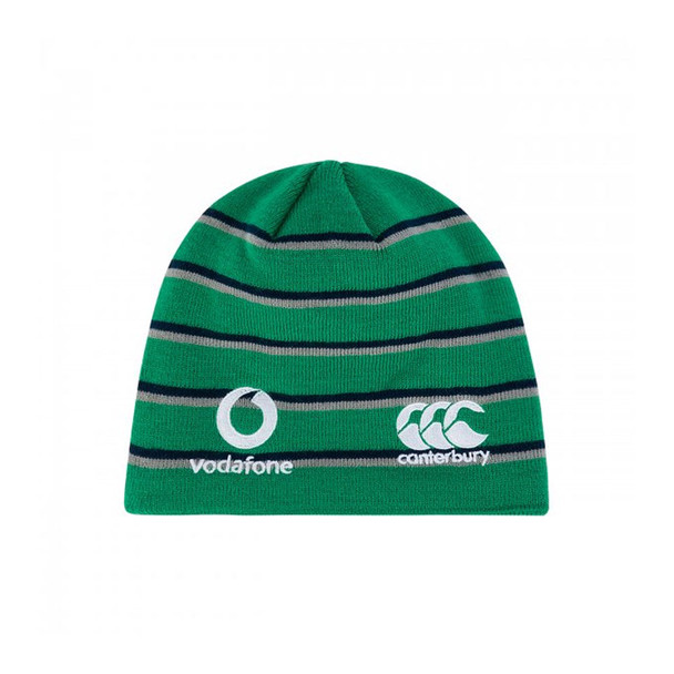 CCC Ireland Acrylic Fleece Lined beanie [bosphorous]