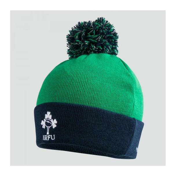 CCC Ireland Acrylic Bobble Hat [progressive green]