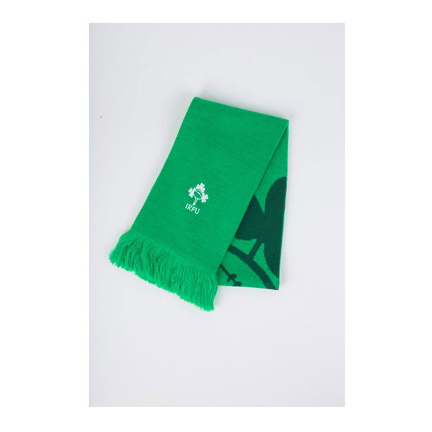 CCC Ireland 2019/20 rugby acrylic scarf [bosphorus]