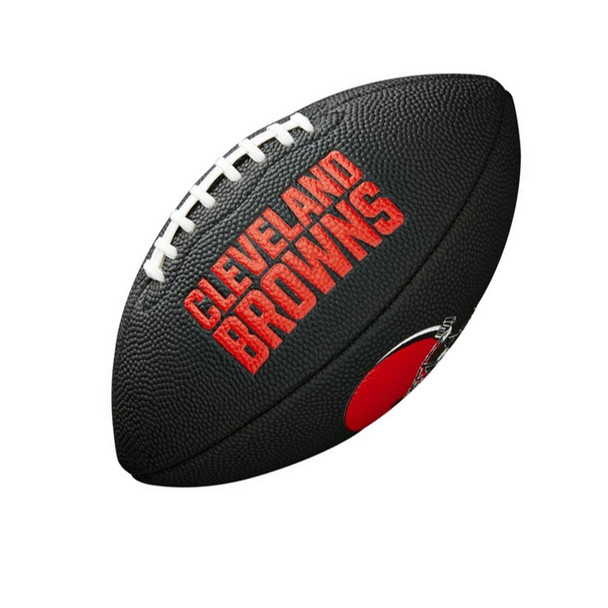 WILSON Cleveland Browns NFL mini american football [black]